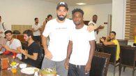 Hatayspor'da 2 futbolcu için
