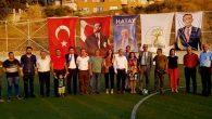 Defne Belediyesi  Dostluk Turnuvası Başladı