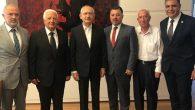 Hatay Heyeti  Kılıçdaroğlu ile…