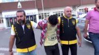 Aksaray'da Drone İle Yakalandı…