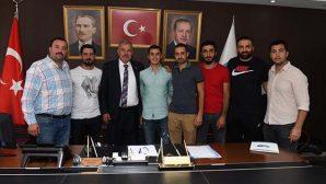 Antakya Belediyespor'dan 4 Transfer