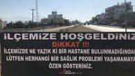 Arsuz CHP Gençlik Kollarından İlginç Pankart: