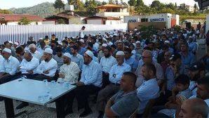 Darul El Eytam Vakfı'nın ilimiz Yayladağı etkinliği