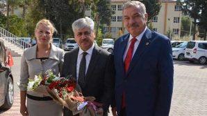 Vali Doğan'dan Antakya Belediyesi Ziyareti