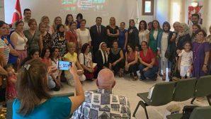 Defne'de Kadın Girişimciliği