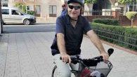 Kaymakam İşe Bisikletle Gidiyor