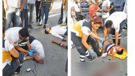 Sümerler'de Motosiklet Kazası