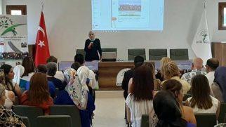 Kadınlara Kooperatifçilik Eğitimi