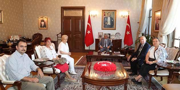 Prof. Dr. Işık Kemal Koray Hatay'da