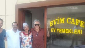 Livaneli'ye Mumbar Dolması  İkram Edildi