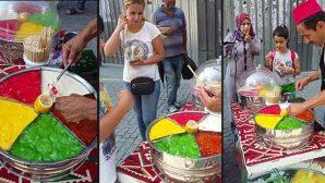 Manisa'nın lezzeti de Antakya sokaklarında