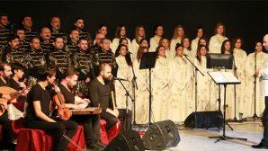 Medeniyetler Korosu Konseri ABD'de