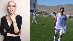 Hataylı futbolcu, golü attı, formasını çıkardı