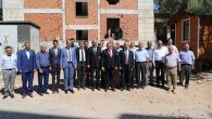 Kırıkhan'da  Okul İnşaatları