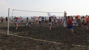 Çevlik Plaj Voleybol Turnuvası sona erdi