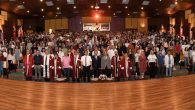MKÜ'de Doktor Adayları Beyaz Önlük giydi