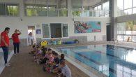 TED'de Anaokulu öğrencilerinin ilk dersi Yüzme…