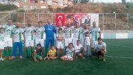 Defne Belediyesi Dostluk Futbol Turnuvasında 3 Lider: