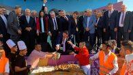 CHP'li Başkan Savaş'a destek,