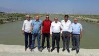 Yayman, DSİ Ekibi İle Asi-Afrin'de