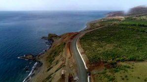 Çevlik-Arsuz yolu Aralık sonunda tamamlanıyor