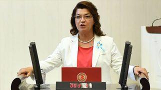 Hatay Milletvekili Suzan Şahin'in iddiası: