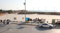 Samandağ'da acil toplanma alanları