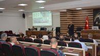 BŞB personeline afet semineri