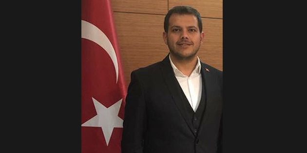 BŞB Meclis üyesi  AKP'li Alpaslan,