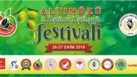 Altınözü Zeytinyağı Festivali
