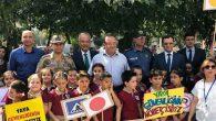 Antakya'da Güvenli Yaya Geçidi  Uygulaması