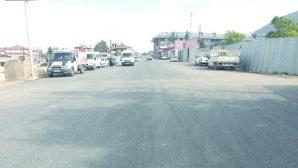 HBB'den Haraparası'nda asfalt çalışması …