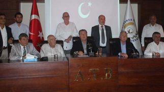 ATB'den Mehmetçiğe destek