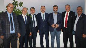 AKP'li Başkanlar İskenderun'da buluştu: