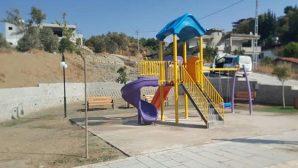Defne Belediyesi, 2 Mahallede park yapıyor