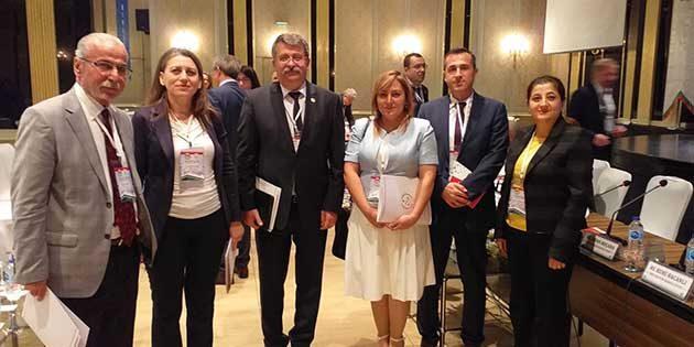 Avukatlar toplantısı Bursa'da