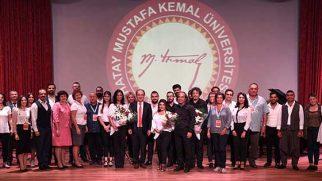 """MKÜ'de  """"Erasmus Personel Haftası"""""""