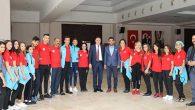 Hatay BŞB Halkoyunları ekibi Çanakkale'de