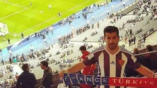 Fransa-Paris Stadında bir Hataylı