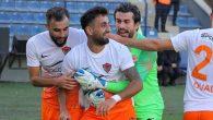 Ankara'da Tek Golün Kahramanı Gökhan Karadeniz