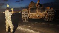 Barış Pınarı Harekâtı Dün itibariyle başladı