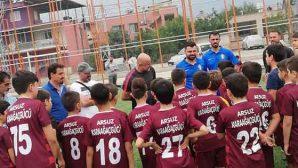 Karaağaç'ta 2.Spor Kulübü kuruldu