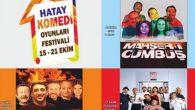 1.Hatay Komedi Oyunları Festivali