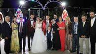 """""""Simay-Serhan"""" Çifti  Mutlu Yuvalarını Kurdu"""