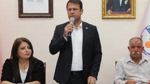 Samandağ Belediye Başkanı Eryılmaz,