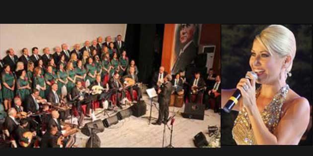 Musiki Derneği TSM Korosu Konseri Bugün