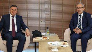 Emniyet Müdürü Vedat Yavuz göreve başladı