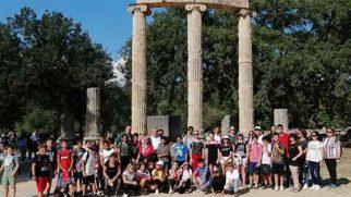 Kültür Yolcuları Yunanistan'da