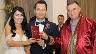 CHP'li Başkanın kızının düğününde