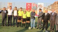 Şehit anısına futbol turnuvası